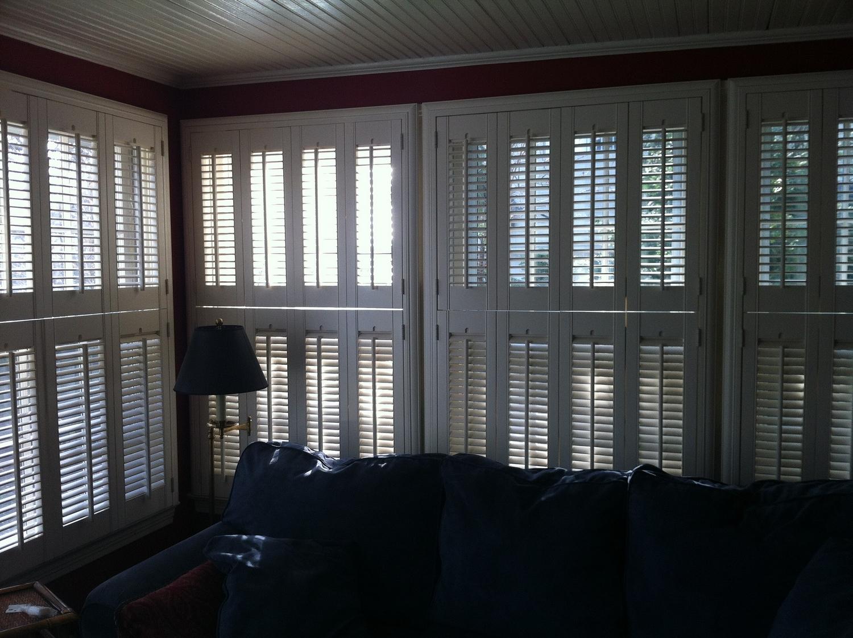Carmel window shutters