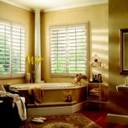 Plantation Shutters for the Bathroom