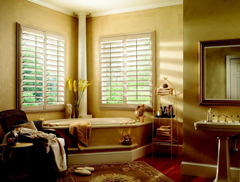Carmel Indiana Bathroom Shutters