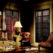 Plantation Shutters for the Living Room