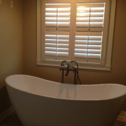 Look at this beautiful bathroom window in Fishers!
